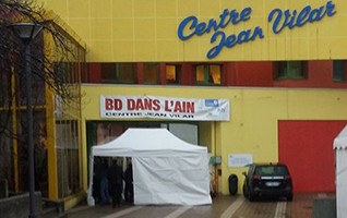 BD dans l'Ain – Bellegarde 2017