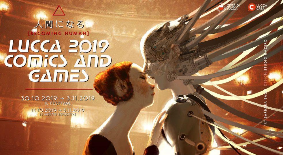 Lucca-Comics-Games 2019